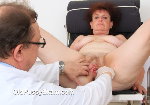 OldPussyExam.com marsa 004 500x350 Mature Sex With Young Studs   Marsa gets a whole body and gyno checkup at the clinic Mature Temptation   Horny MILFS   Sexy COUGARS   Older WOMEN   GRANNIES   IF theyre hot, theyre all here!
