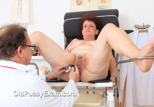 OldPussyExam.com marsa 006 500x350 Too Young Mature   Marsa gets a whole body and gyno test at the clinic Mature Temptation   Horny MILFS   Sexy COUGARS   Older WOMEN   GRANNIES   IF theyre hot, theyre all here!